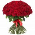 51 Роза Эквадор 70 см